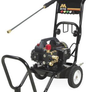 1400psi 1.5gpm Electric Direct Drive Pressure Washer