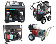 Power Washing Machines