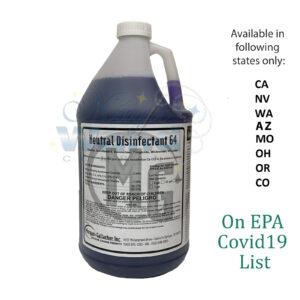 Neutral Disinfectant 64