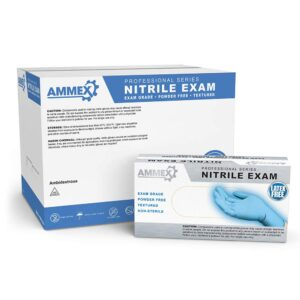 Nitrile Glove Medium