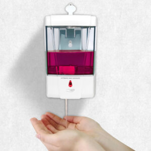 hand sanitizer dispenser