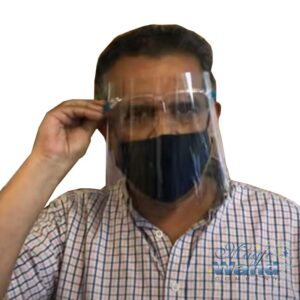 Protective Anti-fog Face Shield