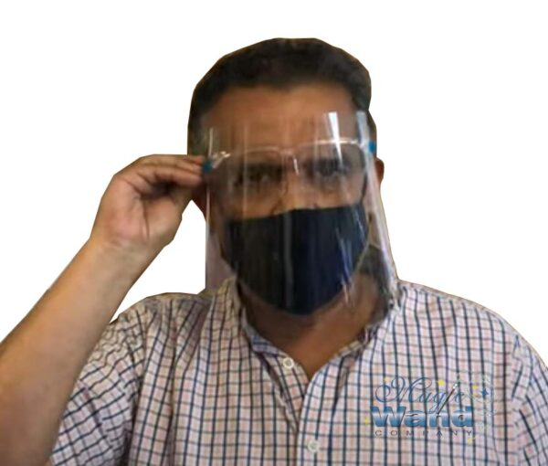Protective Anti-fog Face Shield